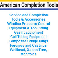 American Completion Tools - Exclusive Agent